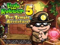 Oyunlar Bob The Robber 5 Temple Adventure