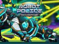 Oyunlar Robot Police Iron Panther