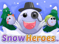 Oyunlar SnowHeroes.io