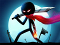Oyunlar Stickman Fighter: Space War