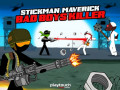 Oyunlar Stickman Maverick: Bad Boys Killer