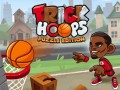 Oyunlar Trick Hoops Puzzle Edition