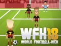 Oyunlar World Football Kick 2018
